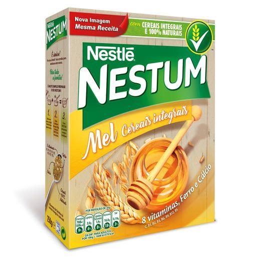 NESTUM Cereais Integrais Nestlé 250 g