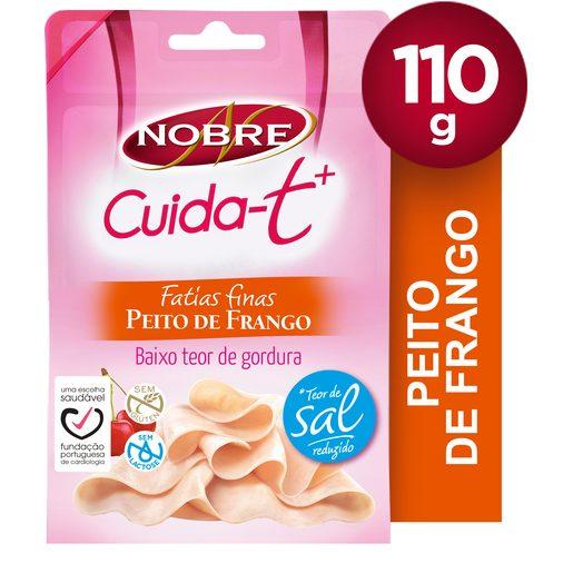 NOBRE Cuida-t+ Peito de Peru Fatias Finas 110 g