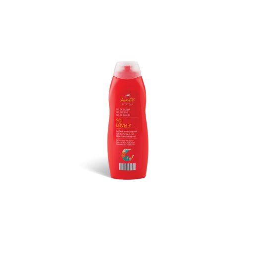 BONTÉ Gel de Banho So Lovely Leite de Amêndoa E Mel 750 ml
