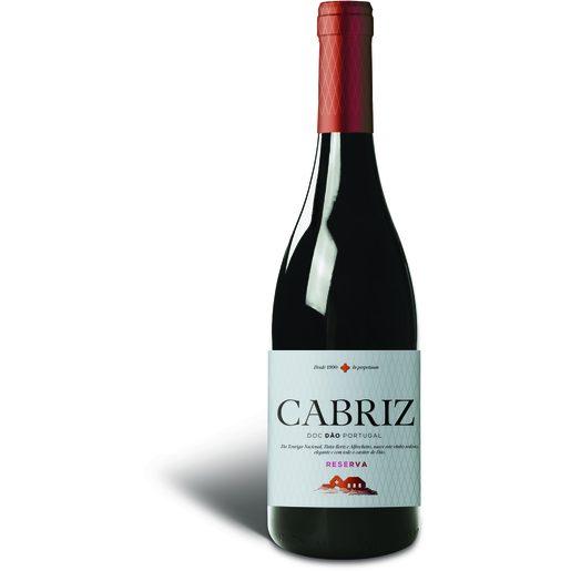 CABRIZ Vinho Tinto Doc Dão Reserva 750 ml