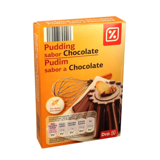 DIA Pudim de Chocolate 110 g