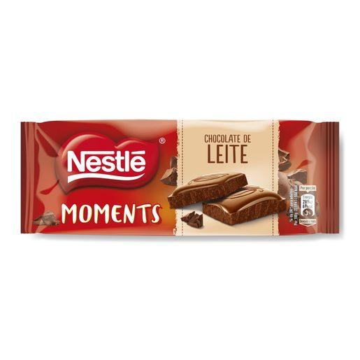 NESTLÉ Tablete de Chocolate de Leite 90 g