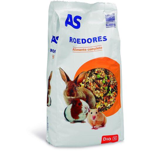 AS Alimento Roedores Mistura Sementes 1 kg