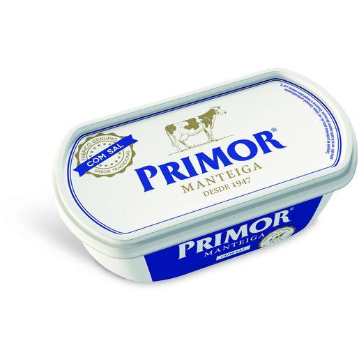 PRIMOR Manteiga Com Sal 250 g