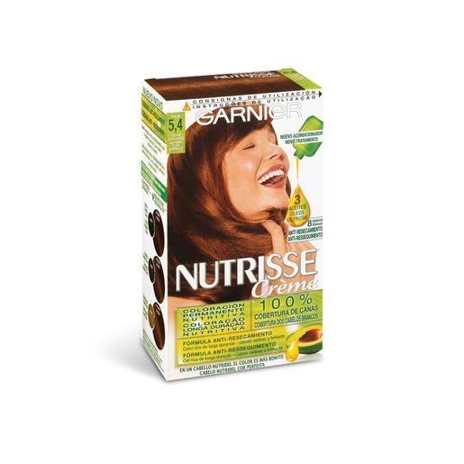 NUTRISSE Coloração Castanho Claro Acobreado N.54 1 Un