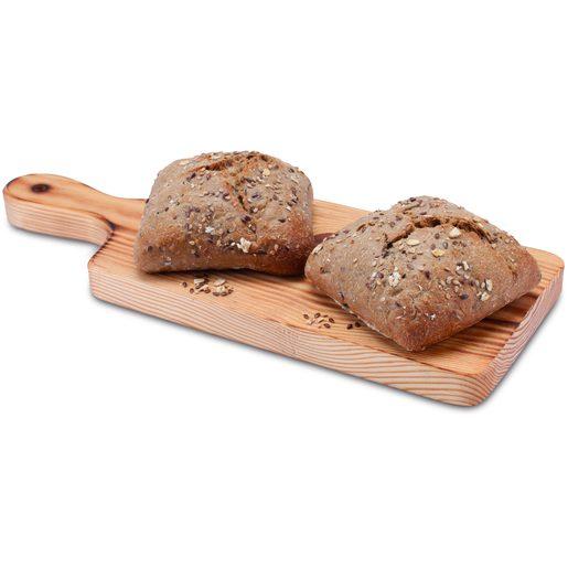 FORNADA DO DIA Pão de Trigo Com Cereais 85 g