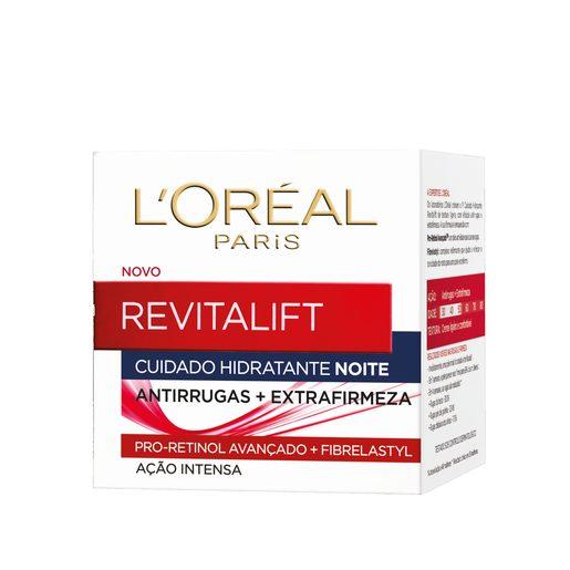 L'ORÉAL PARIS Creme de Noite Revitalift Clássico 50 ml
