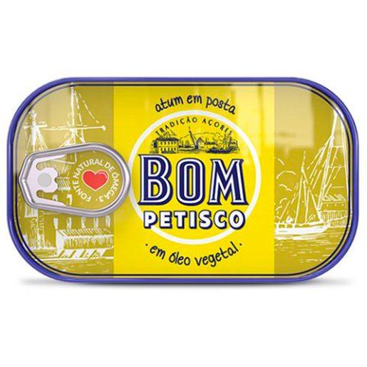 BOM PETISCO Atum em Óleo Vegetal 120 g