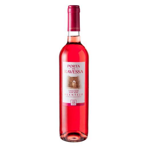 PORTA DA RAVESSA Vinho Rosé Alentejano 750 ml