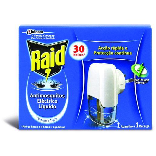 RAID Antimosquitos Eléctrico Líquido 21 ml