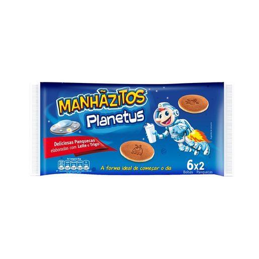 MANHÃZITOS Planetus 6x35 g
