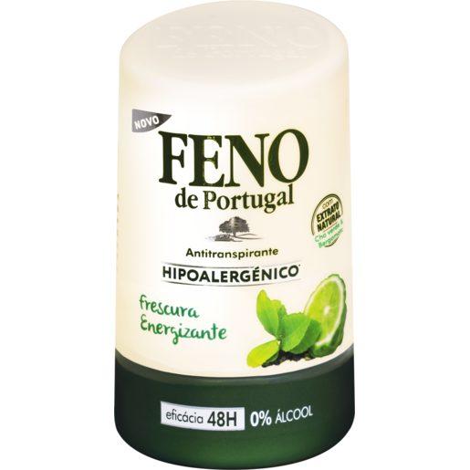 FENO DE PORTUGAL Desodorizante Roll-On Hipoalergénico Frescura Energizante 50 ml