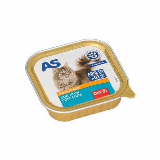 AS Paté Para Gato de Atum 100 g
